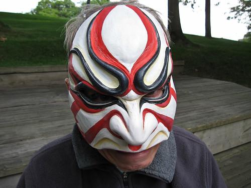 David Gaines as 7x1 Samurai