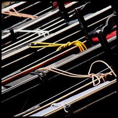 Sosta in Orseolo (mario bellavite) Tags: venice square shot best diagonal explore venezia gondole mariobellavite