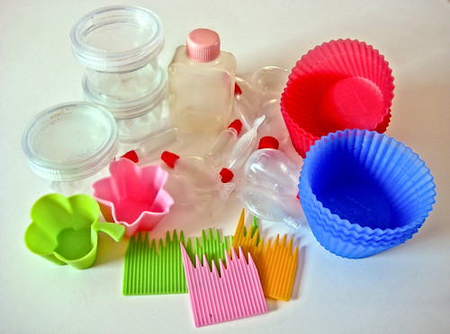 Bento Supplies: Bottles, Cups, Baran