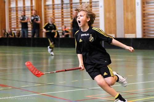 Där satt den! / GOAL! by Olof B