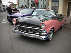 Antique Cars Show in Eureka in Northern California (Yoav Lerman) Tags: lerman  california  antique car cars eureka