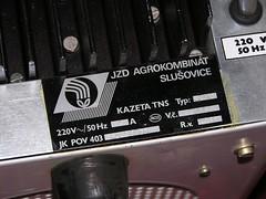 JZD Agrokombinát Slušovice TNS