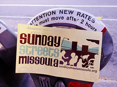 Sign Announcing a Street Party (CT Young) Tags: montana missoula s90 streetparty compactcamera missoulamt missoulamontana downtownmissoula thelastbestplace missouladowntown canonpowershots90 canons90 powershots90 downtownmissoulamt downtownmissoulamontana dowtownmissoulamt