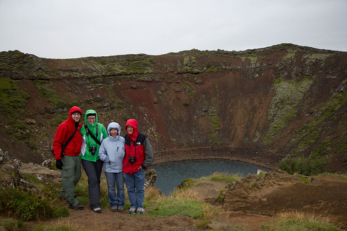 Keri√∞ Crater