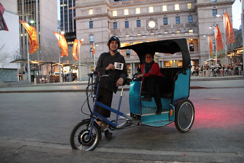 russell & his tiki tiki cab