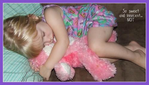 sleepy Bree