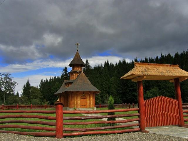 Manastirea Sihastria Putnei