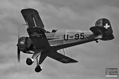 G-BVGP - 42 - Private - Bucker BU.133C Jungmeister - Duxford - 100905 - Steven Gray - IMG_8326