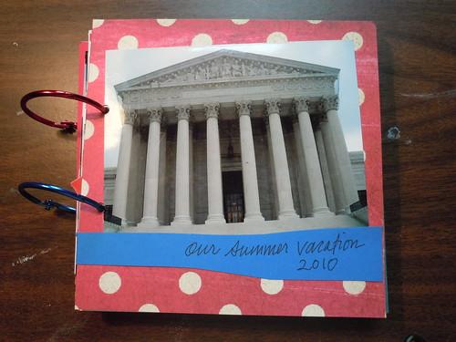 DC/NY Minibook