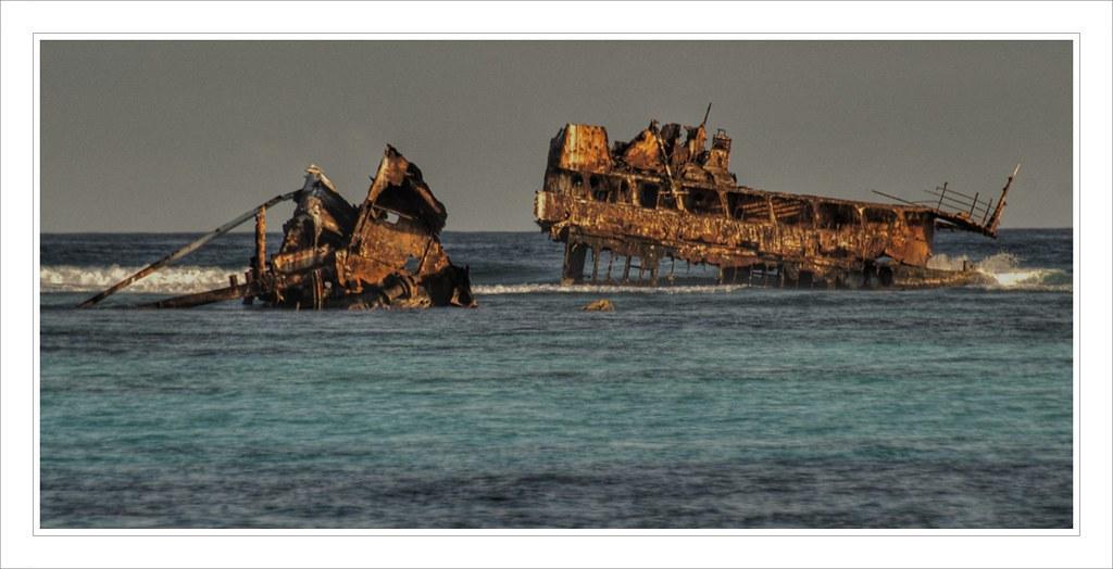 Astron shipwreck