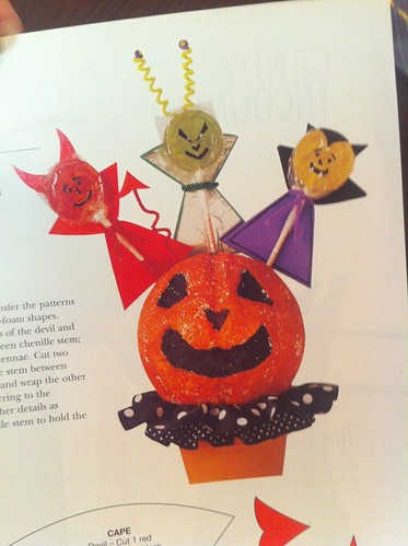 Cute Halloween lollipops!