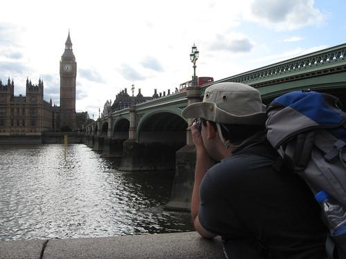 Aprendendo a fotografar Londres