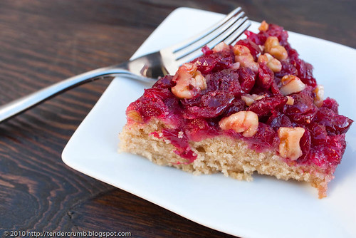 cranberry upsidedowner-6