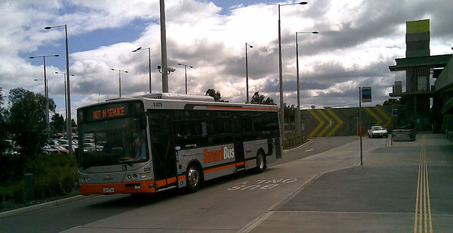 Jetspotter com • View topic - 901 Smartbus to Melbourne Airport