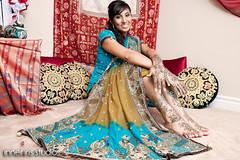Alisha bridal mehndi