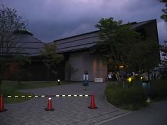 軽井沢大賀ホール 07.8.23