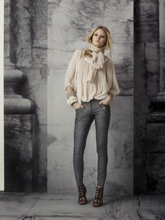 Moda mujer otoño-invierno, ropa para mujer de Baum und Pferdgarten