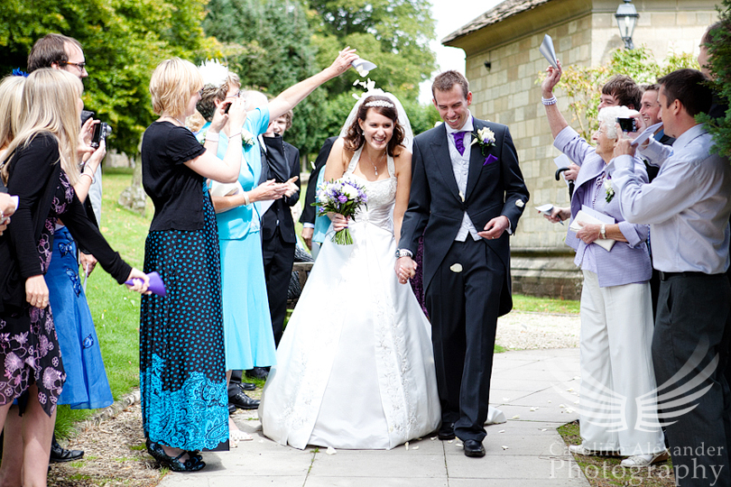 Minchinhampton Church Wedding 11