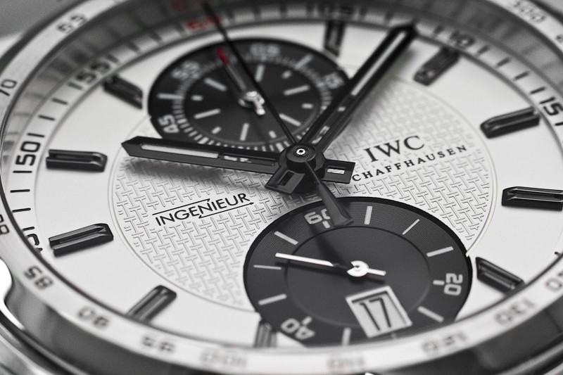 IWC Big Ingenieur Chronograph Platinum IW378403