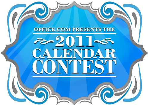 "your Excel template creation skills to ""2011 calendar template contest""."