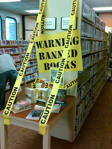 SAPL Banned Books 2