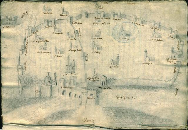plano cordoba 1752