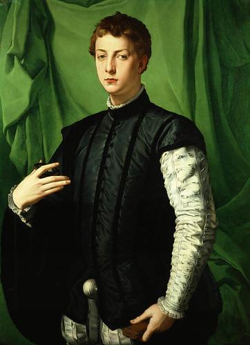 Lodovico Capponi, Agnolo di Cosimo di Mariano Bronzino, 1550-1555