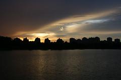 سکوت (MahanMD) Tags: light sunset sky sun clouds sadness infinity silence malaysia putrajaya نور غروب ابر دلتنگی