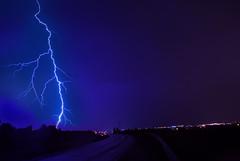 Lightning 1 (VanGorkum Photography) Tags: copyright west lens photography photo washington flickr photographer image c picture cities pic stephen photograph wa lightning 1855mm nikkor tri afs richland flickrcom tricities f3556 99353 vangorkum