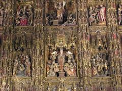 Retablo Mayor de la Catedral de Sevilla (Gustavo Thomas) Tags: espaa sevilla andaluca spain seville andalusia espagna andalusie catedraldesevilla retablo reredos sevillecathedral
