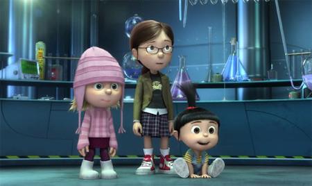 Despicable Me Review - Edith, Margo, Agnes - Movie Reviews - PinayReviewer.com