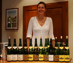 Alsace, France - Anne Trimbach of Maison Trimbach