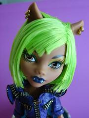 (Laila X) Tags: monster high wolf doll dolls mattel dotd clawdeen dawnofthedance