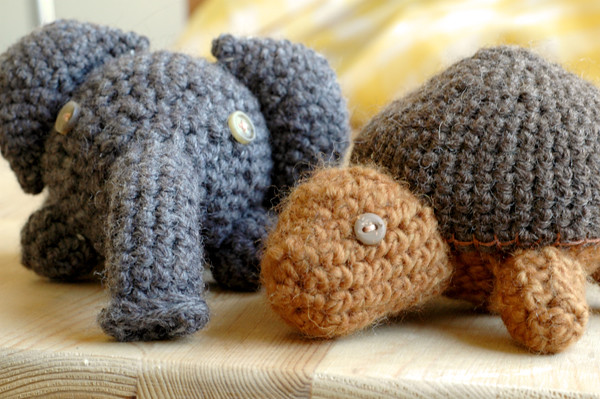 crochet animals 2