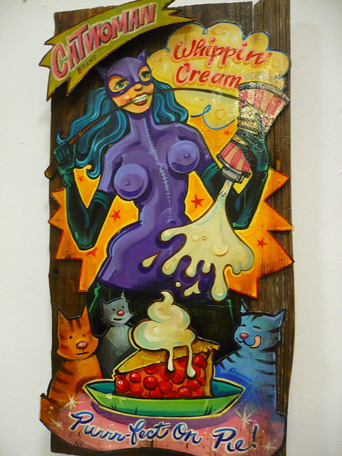 Cat Womans Whippin' Cream, Shaunna Peterson