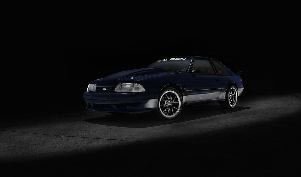 Spotlight Kevin S 1000 Whp Saleen Mustang Right Foot Down