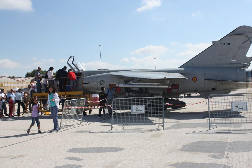 Aviones de combate españoles
