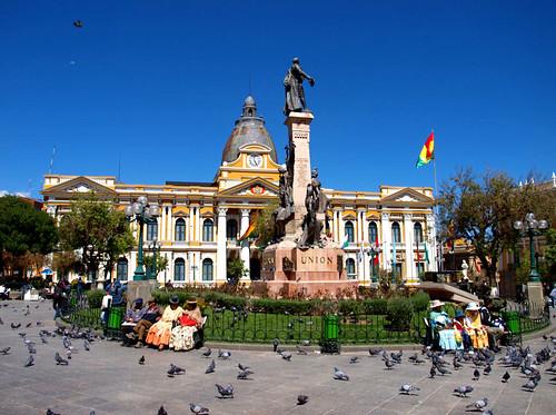 Plaza Pedro D Murillo (1)