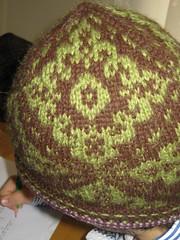 Stranded hat 2