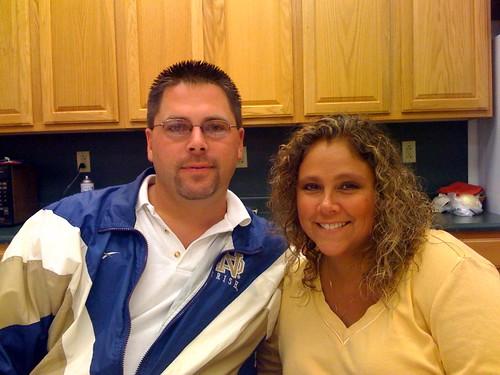 Paul and Dawn Diebold