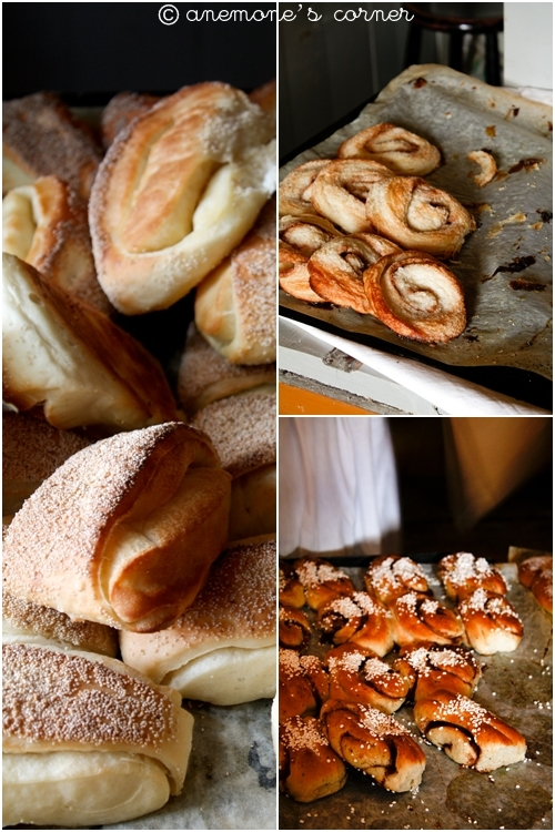 Nella bakery di Skansen..