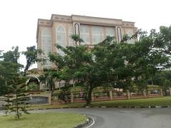 A building beside Makamah Syariah