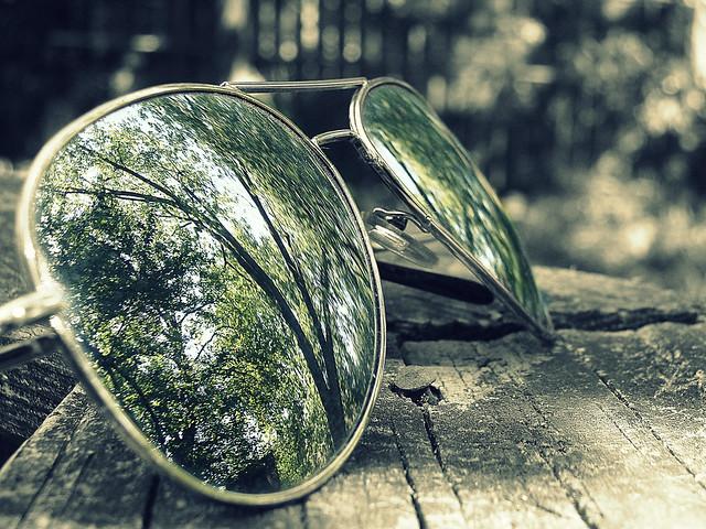Reflective Shades