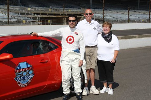 The Barhydts & Dario Franchitti