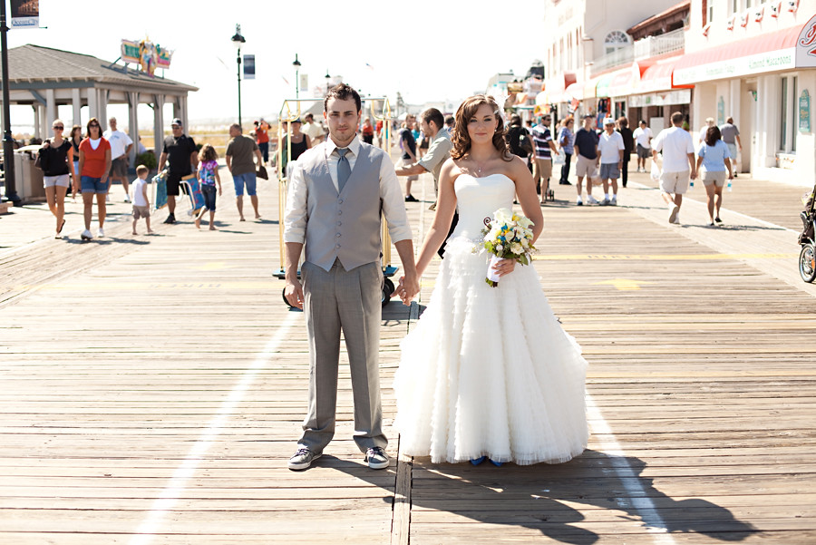Sarah and Kenny Wedding~ Ocean City, NJ