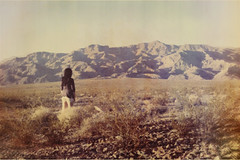 (Gaby J Photography) Tags: mountains film 35mm desert nevada expired middleofnowhere vintageinspired louisekatedador rilokileytheexcutionofallthingslyrics
