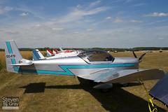 OO-F79 - 6-9056 - Private - Zenair CH-601 Zodiac - 100710 - Fowlmere - Steven Gray - IMG_6680