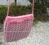 bolsa de lacres 004 (Cassilha,Angela) Tags: crochet bolsa reciclagem aluminio croche recicle lacres artesnato