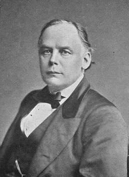 Charles Bradlaugh (1833 – 1891)