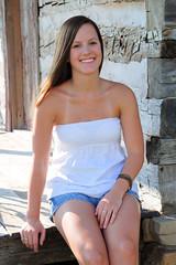 DSC_9433-1 (Sweet T. Photography/Jodi Tertanni) Tags: sunset summer portrait girl beauty smile face train outdoors evening nikon texas country naturallight brunette cowboyhat cowboyboots d80 nikond80